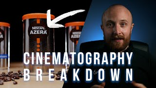 How I MADE this Nescafe COMMERCIAL | Cinematography Breakdown (And ADVICE)