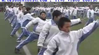 437 the Divine Comedy funny video perturbed version of Tai Chi exercise to the radio broadcast I laugh my head off