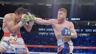 The Fight Game: Lookback with Canelo vs. Chavez Jr. (HBO Boxing)