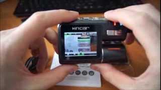 Двухканальные видеорегистраторы full hd с выносной камерой