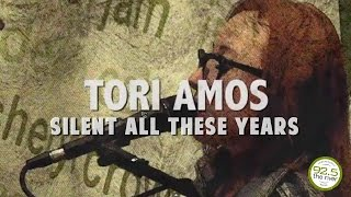 "Tori Amos performs ""Silent All These Years"" in the River Music Hall"