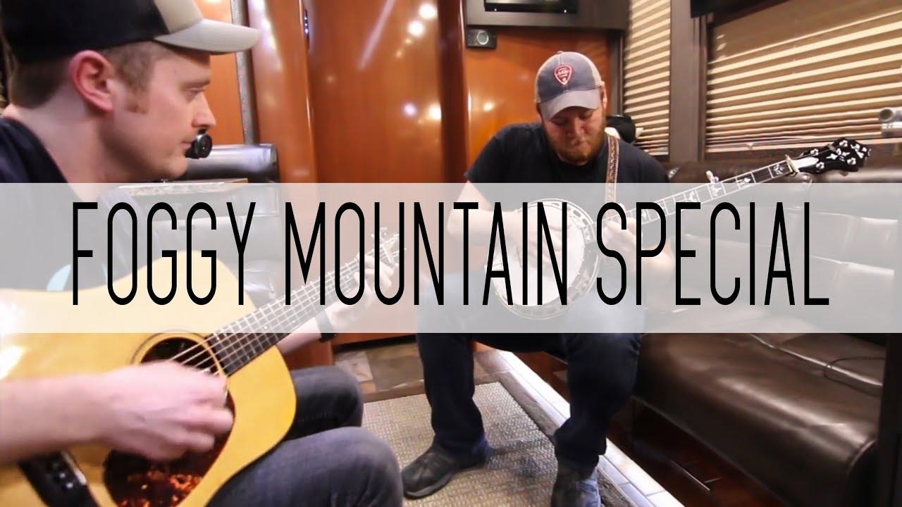 Foggy Mountain Special - Russ Carson & Jake Workman