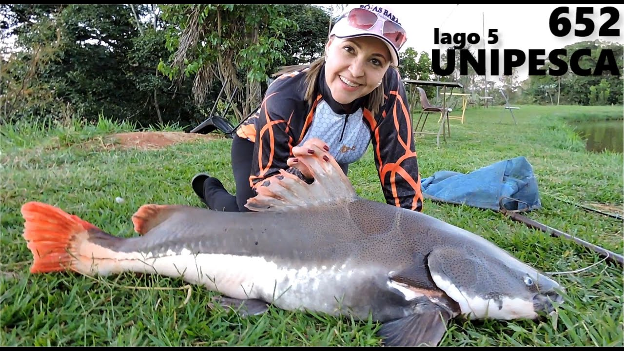 As surpresas do lago 5 do Unipesca Esportiva - Programa Fishingtur na TV 652