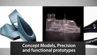 Stereolithography (SLA) 3D Printing Process By 3D Systems