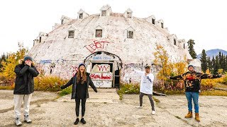 EXPLORING ABANDONED IGLOO HOTEL! (Final Day of Alaska Series!)