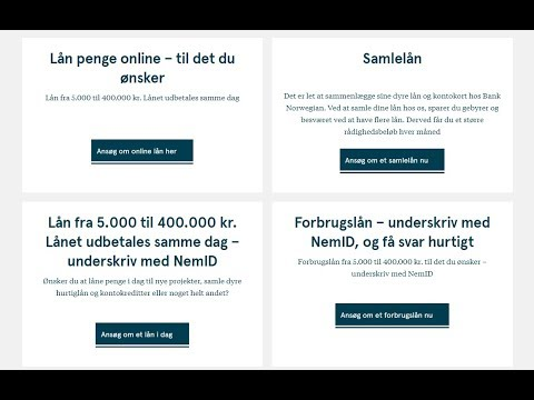 Bank Norwegian - Bank Norwegian Trustpilot se video anmeldelse her