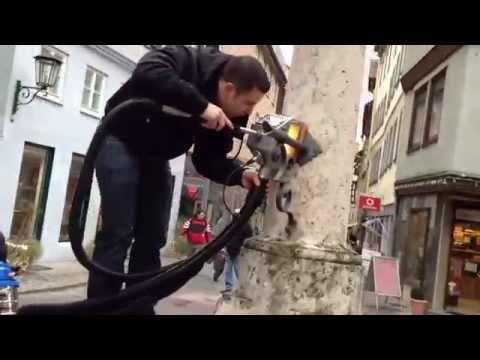 Heritage Graffiti Remover
