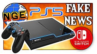 PS5 - Attention aux FAKE NEWS ! [NGE]