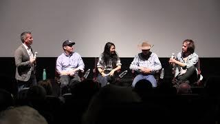 The Rider - Chloé Zhao, Brady Jandreau, Joshua James Richards, and Alex O'Flinn Q&A