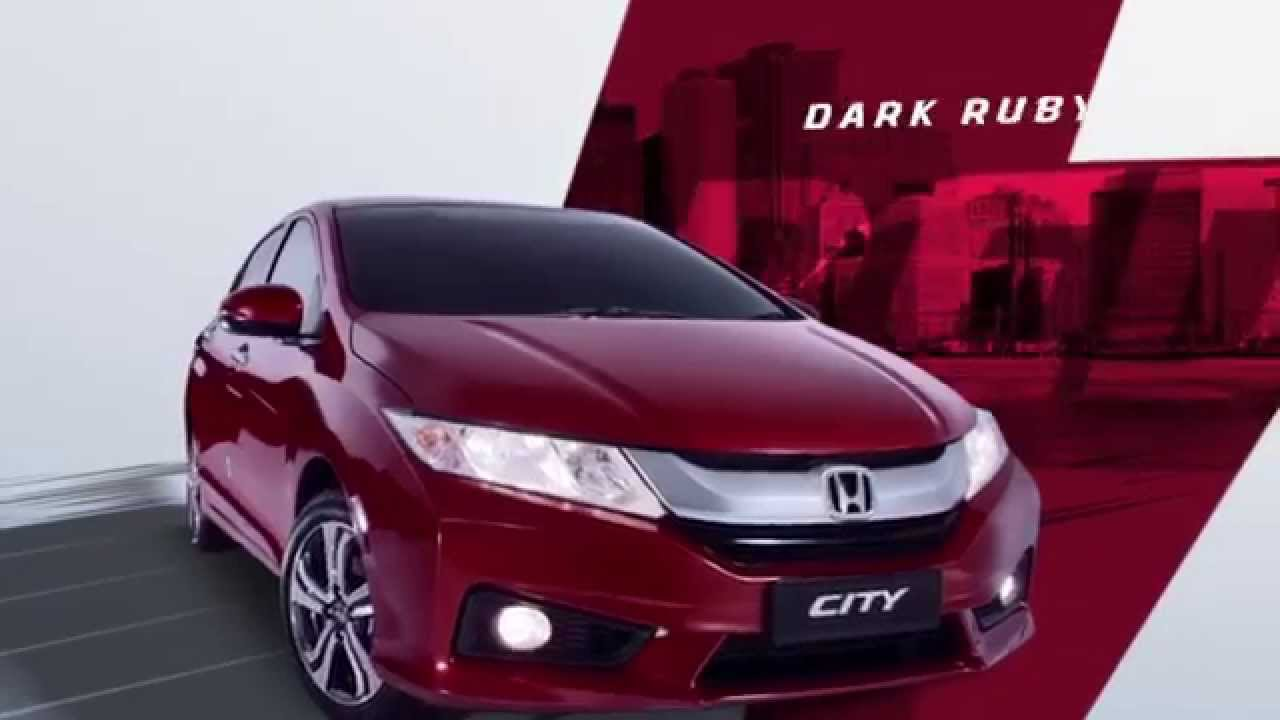 Honda City U2013 Notice How Heroes Are Usually In Red? (Product Video)   YouTube