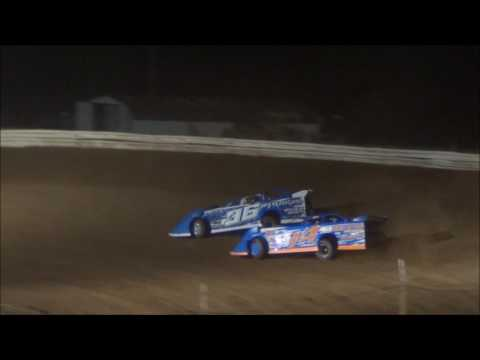Midway Speedway Late Model Feature 4-21-2017