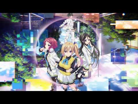Nightcore - Naked Dive - Musaigen no Phantom World [Opening Full Version]
