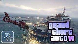 GTA VI- Trailer by Rockstar Games present || 2018 Spring