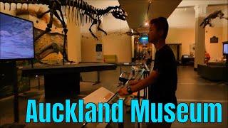 Auckland Museum, New Zealand, Long version