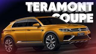 Дешёвый Ку Восьмой/VW Teramont Coupe/Большой Тест Драйв