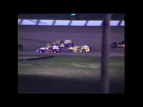 Madison International Speedway Madison WI Midwest Modifieds 5/12/00