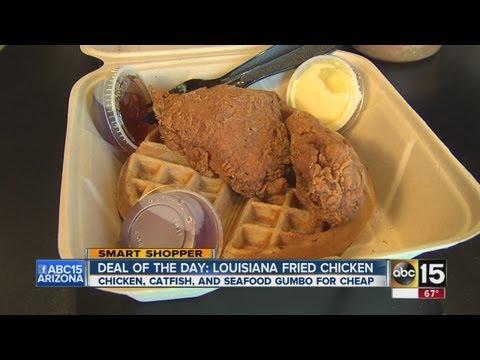 Half priced southern food