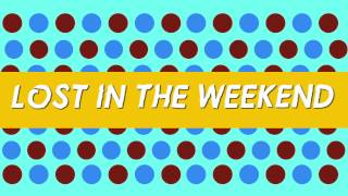 Cesare Cremonini - Lost in the weekend (Lyric Video)