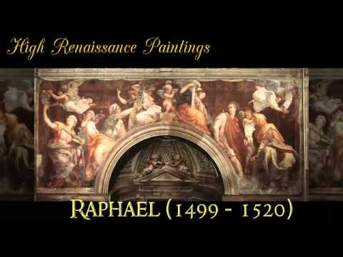 Raphael and His High Renaissance Painting Masterpieces - Video 6 of 6