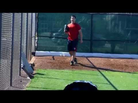 Tommy Milone side session 2/20/15