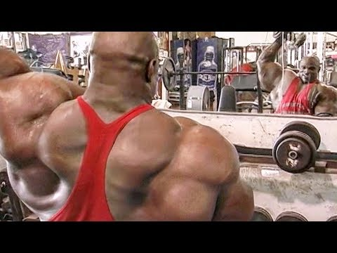 Ronnie Coleman's Biggest Shape - Heaviest Bodybuilder Ever