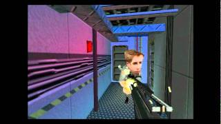 007 Goldeneye PC -DK Mode Gameplay -Frigate
