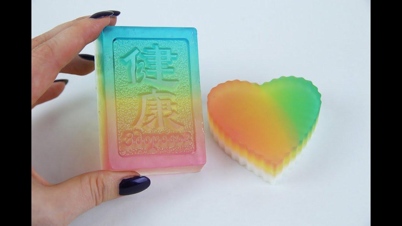 Сделать мыло своими руками прозрачное фото 681