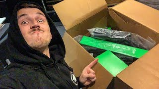 RAZER sent me EVERYTHING! (Dream Setup)