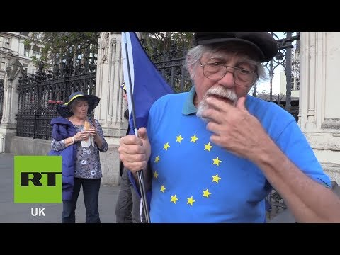 Remainers react to May's second referendum promise