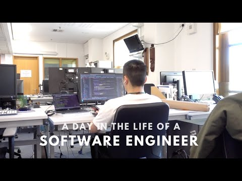 A Day in the Life of a Software Engineer in London