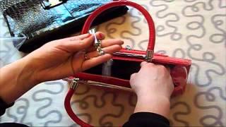 Посылка c AliExpress: женские сумки:)))(Черная сумка - http://www.aliexpress.com/snapshot/6018823531.html Красная сумка - http://www.aliexpress.com/snapshot/6018101189.html., 2014-03-10T16:22:14.000Z)