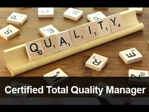 discussing total quality management standards Total quality management is a much broader concept than just controlling the quality of the product itself total quality management is the coordination of efforts directed at improving customer satisfaction, increasing employee participation, strengthening supplier partnerships, and facilitating an organizational atmosphere of continuous quality improvement.