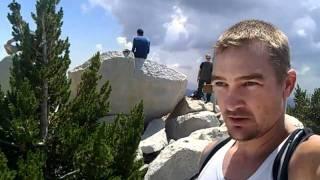 Summit of Mount San Jacinto, Southern California
