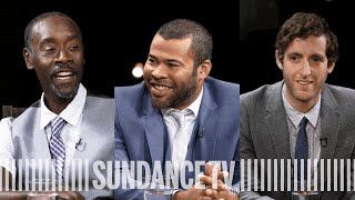 Jordan Peele On Pushing Boundaries: Close Up With The Hollywood Reporter | SundanceTV