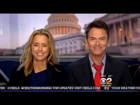 Madam Secretary l Téa Leoni and Tim Daly interview