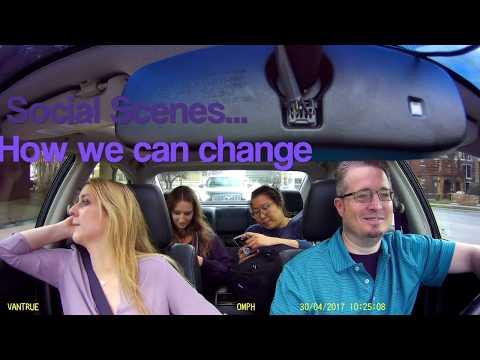Uber ~ Social Experiment ~ Camera Influence