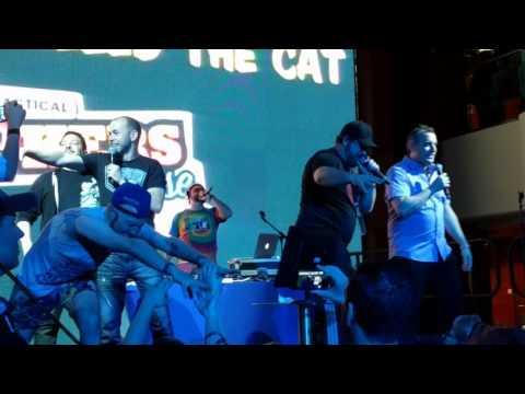 Impractical Jokers Cruise 2016 - Sweet Caroline Karaoke