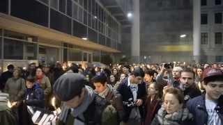 Die Nacht der erhellten Synagogen #Novemberpogrom #Wien #IKG
