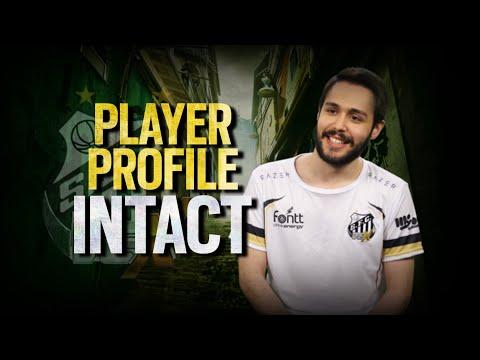 "PLAYER PROFILE #10 | VITOR ""INTACT"" JANZ"