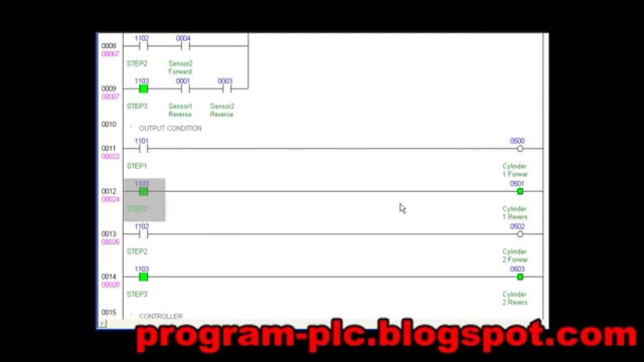 Standard Sequence Programming for Keyence PLC YouTube