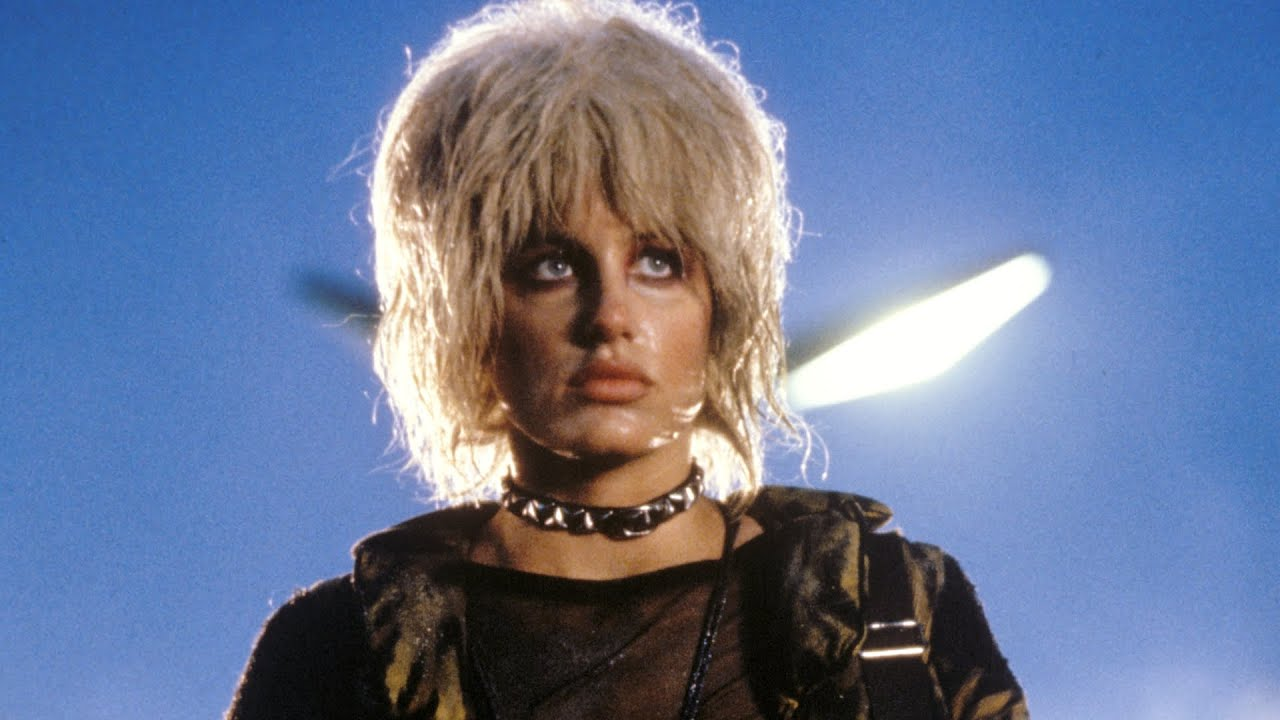 Darryl Hannah As Pris From Blade Runner The Final Cut In Cinemas  Bfi Youtube