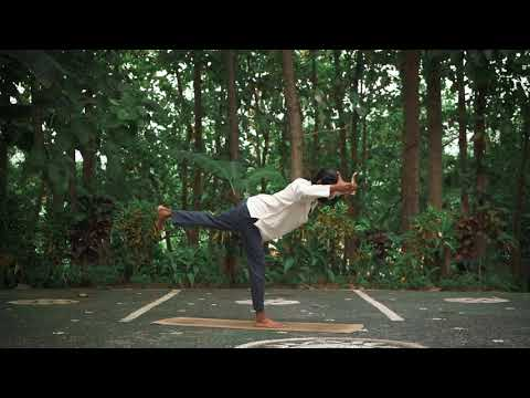 Veerabhardrasana 3 - Warrior 3 Pose Alignment