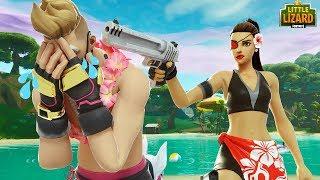 THE NEW GIRL BETRAYS SUMMER DRIFT!!! - Fortnite Love Island