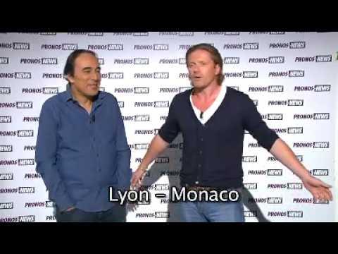 Lyon vs Monaco - Ligue 1