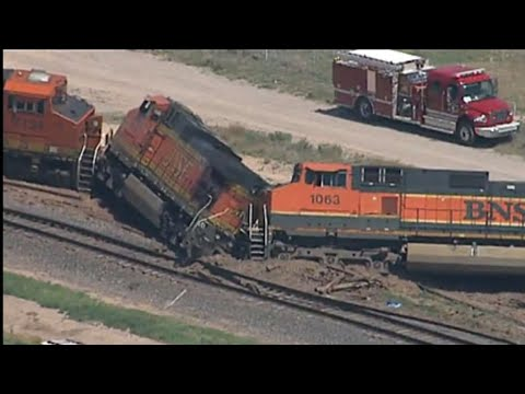 Roswell Train Collision 5 Years Later