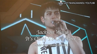 GOT7 Jackson Wang It's Okay To Cry PART 3 [SADMOMENTS] [FMV]