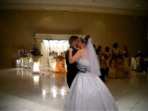 foto de Los novios bailando el vals boda 20mar10 avi YouTube