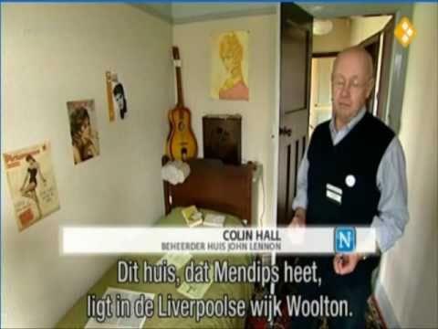 Tour of John Lennons house in Woolton