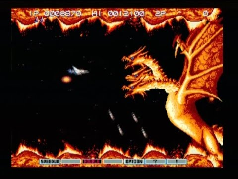 GRADIUS III (ARCADE / PS2 - FULL GAME)