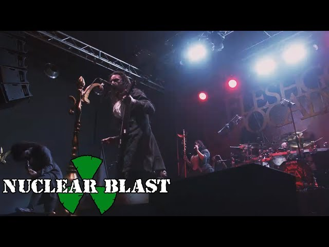 FLESHGOD APOCALYPSE - The Fool - An Evening In Perugia (OFFICIAL LIVE VIDEO)